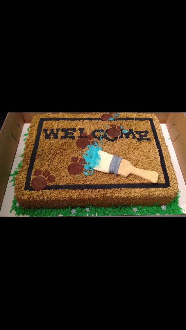 House warming cake also party  wedding ideas pinterest rh
