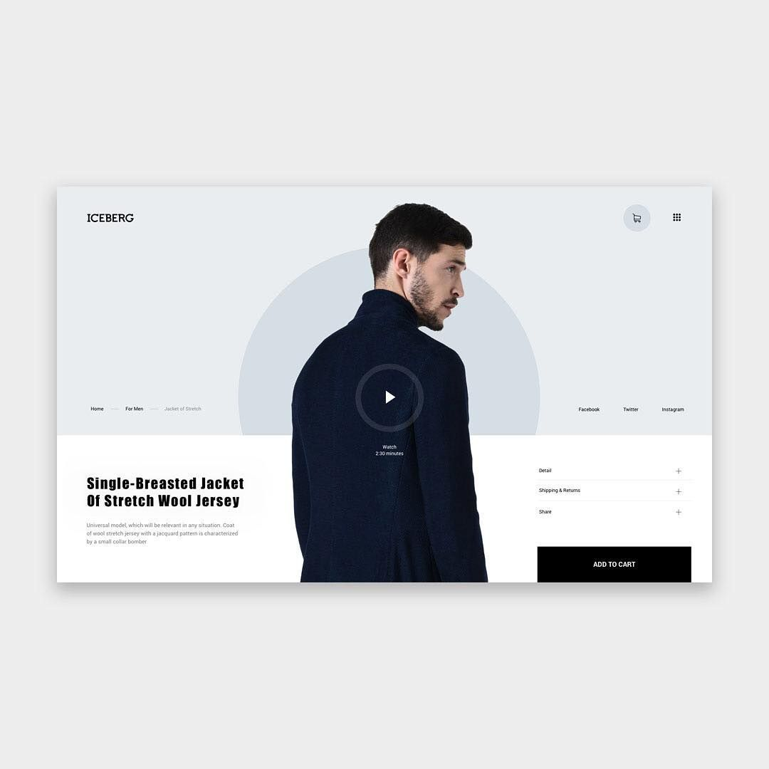 Landing Page Inspiration For Entrepreneur Entrepreneur Shopify Dropshipping Ecommerce Business Land Minimal Web Design Banner Design Layout Ux Web Design
