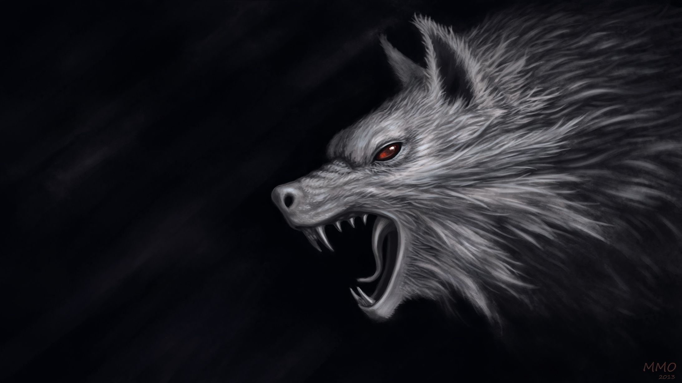 Badass Wolf Wallpaper Evil Wolves Wallpapers Top Free Evil Wolves