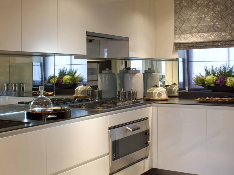 Splashback Ideas White Kitchen Part - 47: Best Photos, Images, And Pictures Gallery About Kitchen Splashback Ideas. #kitchen  Splashback