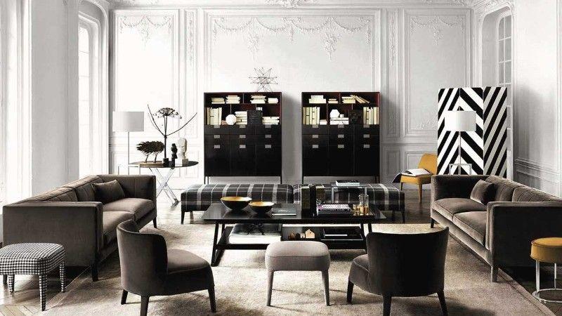 Bradaquaranta Bradaquaranta Luxury Furniture Living Room