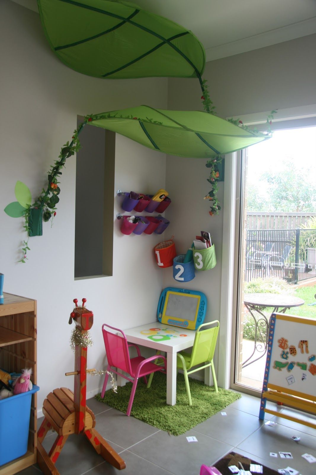 LÖVA Bed canopy, green - Google Search | Kinderzimmer Ideen ...
