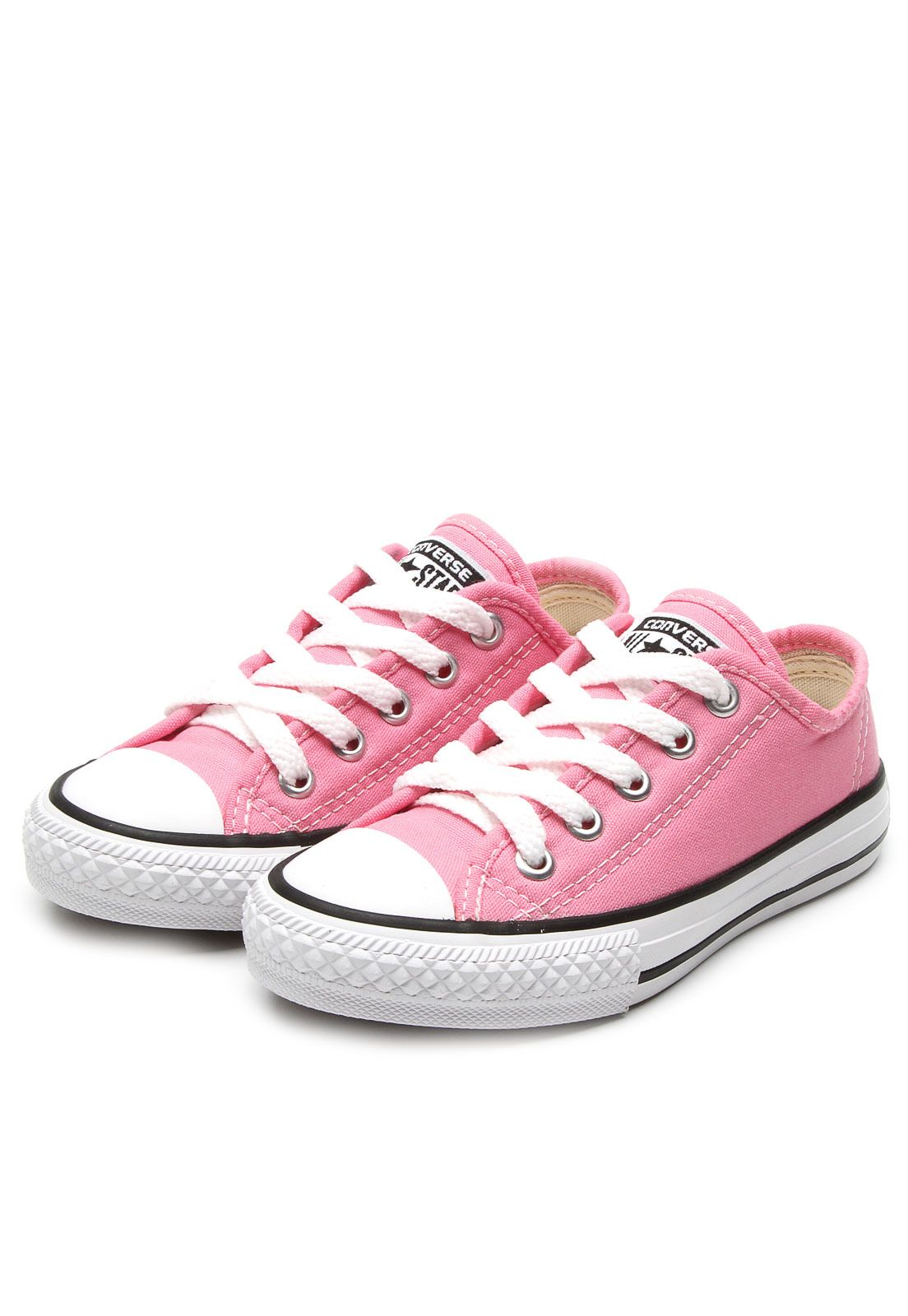 Tênis Converse Chuck Taylor All Star Infantil Rosa