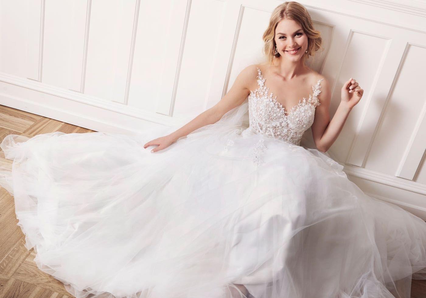 Traumkleider von Lilly für die Bräute von heute  Braut, Kleider
