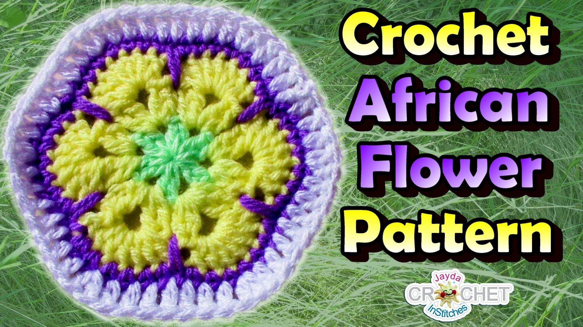 The Beautiful African Flower Pattern Looks Intimidating But Its Not