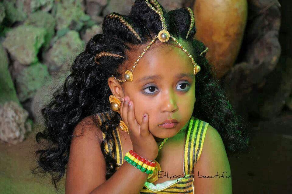 Ethiopia Ethiopian Braids Ethiopian Beauty Ethiopian Hair