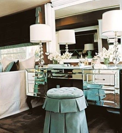 Perfect Old Hollywood Glamour Decor | Of 1940s Hollywood Glamour Style Bedrooms  Home Decorating Ideas Html ..