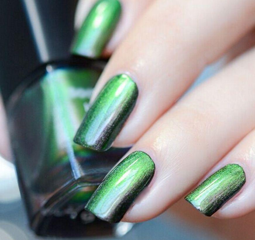 Chameleon Nail Polish (Black Base Color Needed) #215 # 18624