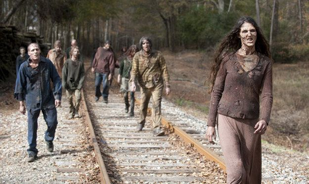 "Steal Her Look: The Most Stylish Zombies Of ""The Walking Dead"""