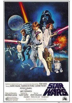 Star Wars - One Sheet - Maxi Poster - 61 cm x 91.5 cm: Amazon.co.uk: Kitchen & Home