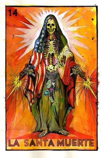 Santa Muerte Is Catholic And From Mexico But What If You Re Not