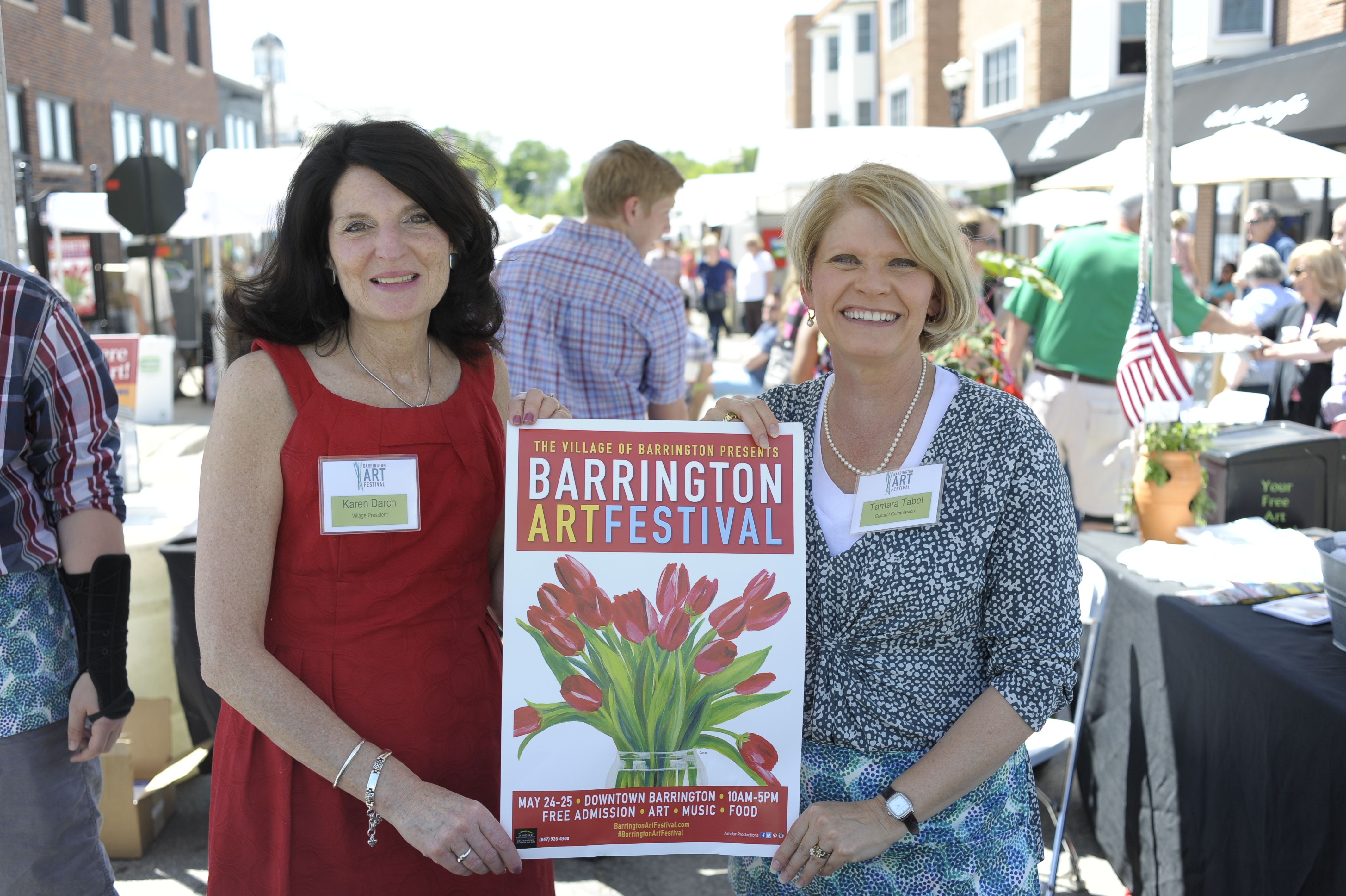20 days left to enter for a chance to win the Village of Barrington Poster Contest!