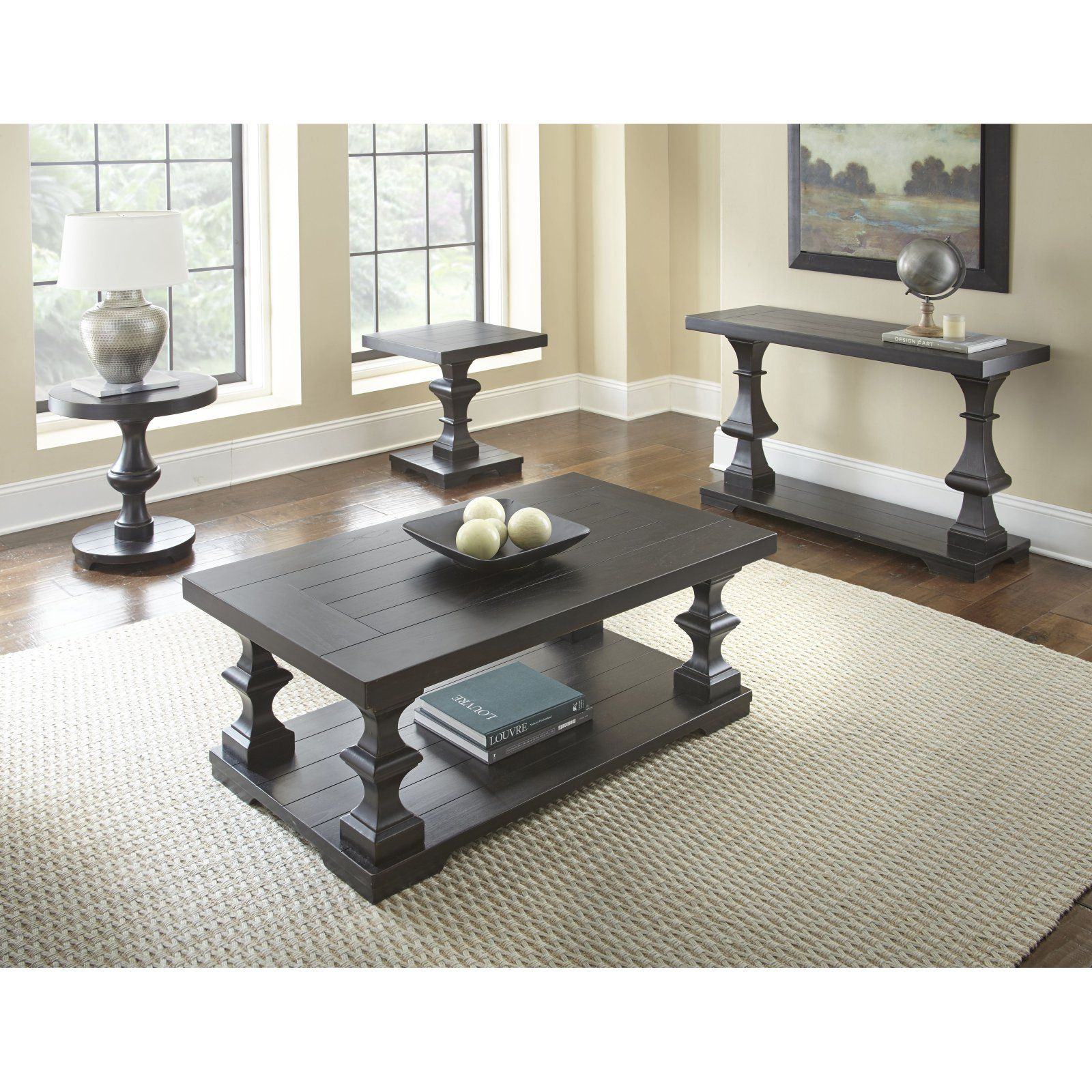 Steve Silver Dory Square End Table In 2020 Coffee Table 4 Piece Coffee Table Set Coffee Table With Storage [ 1600 x 1600 Pixel ]