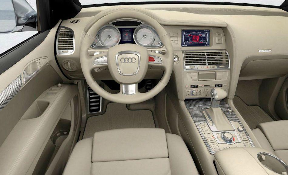 2014 Audi Q7 Interior Audi Q7 Audi Q7 Interior Audi Q7 Tdi
