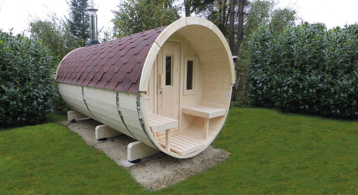Lovely Gartensauna Wolff Saunafass 400 Sauna Haus, Aussensauna Fasssauna Aus Holz    Erfüllen Sie Sich