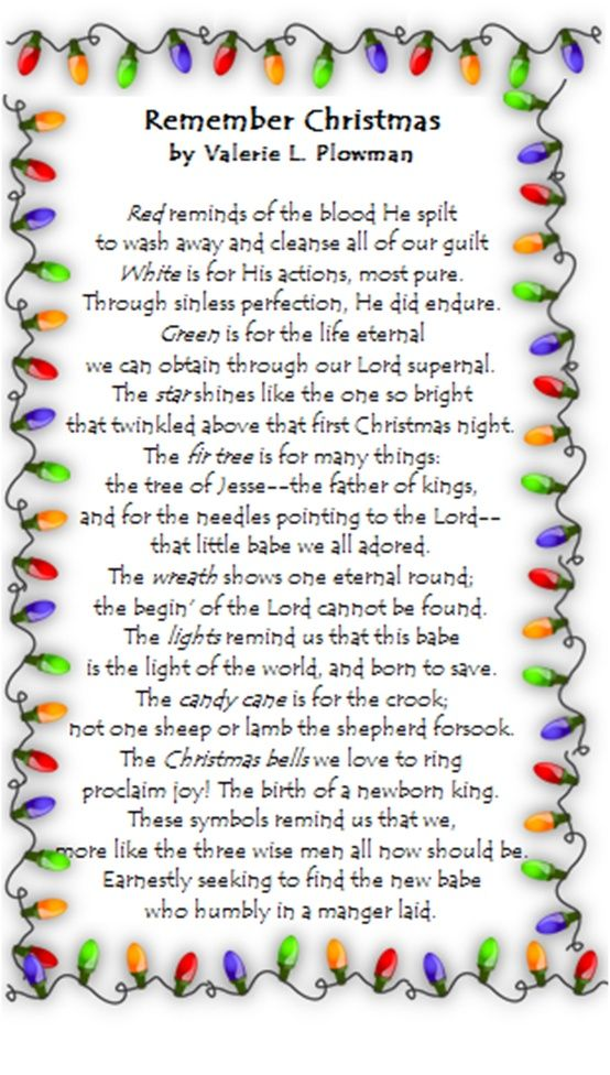 Poems About Jesus Birth 7