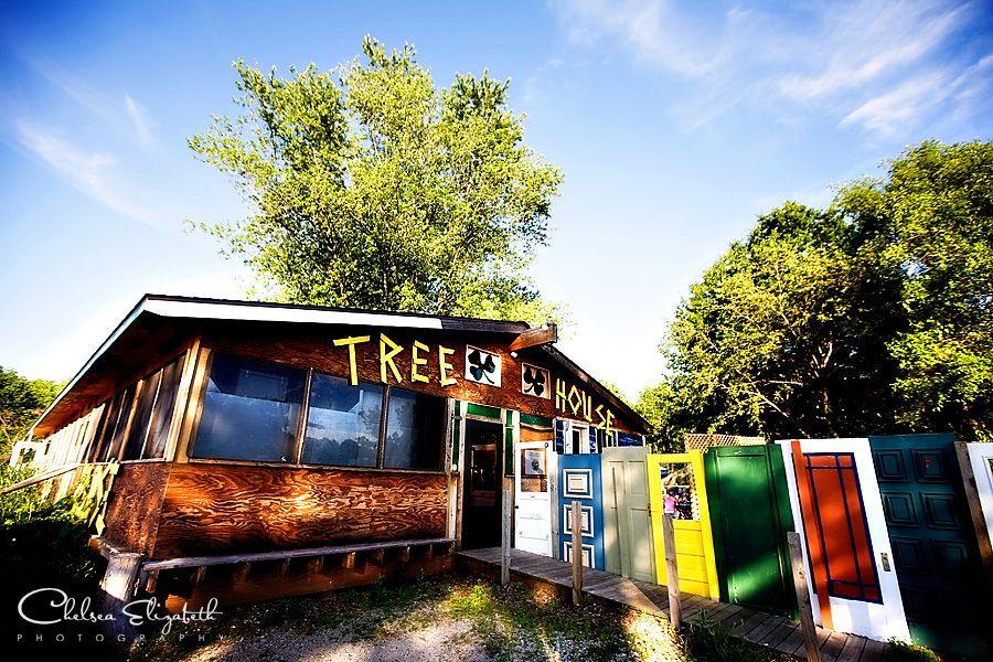 Treehouse Rentals Indiana Part - 44: The Tree House Wedding Rehearsal Dinner Long Beach, Indiana On Lake Michigan
