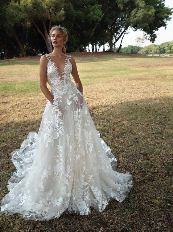 Photo of Galia Lahav Brautkleider für 2019: Lassen Sie sich von den romantischen Hochzeitsmodellen verzaubern!