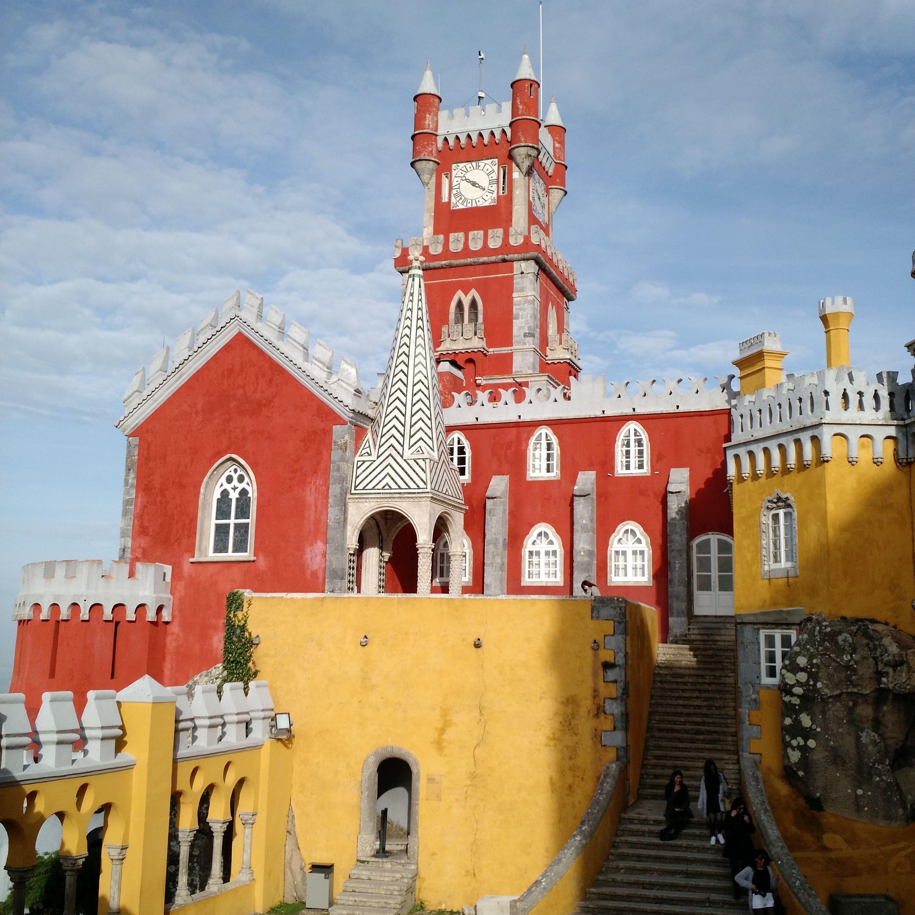 Castelo da Pena - Sintra - Portugal