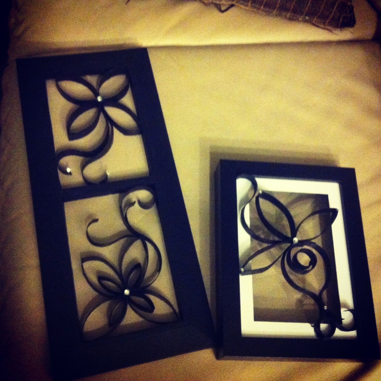 Toilet paper roll flower decoration | DIY projects | Pinterest ...