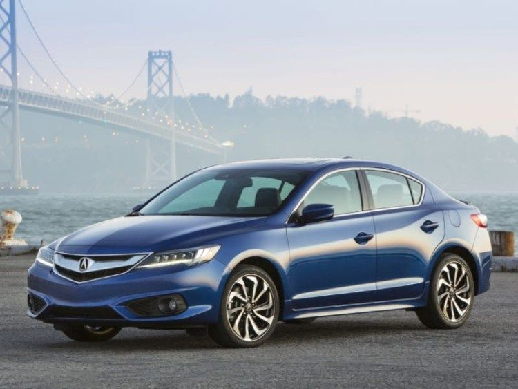 2017 Acura Ilx Sport Sedan Is A Millennial Favorite Acura Ilx Sports Sedan Acura
