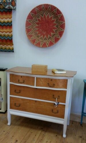 Gorgeous Birdseye Maple Empire Dresser Originally Built By The Paine  Furniture Company In Boston. Recreated