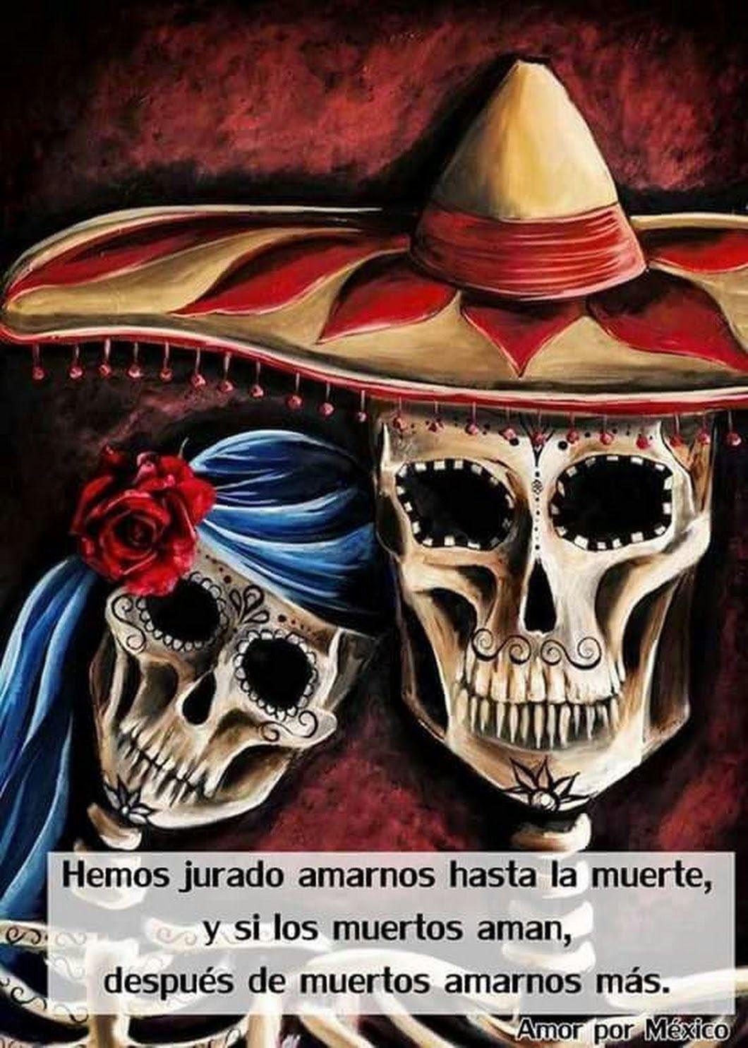 Pin De Martha Ramirez En Celebraciones Pinterest Muerte Frases