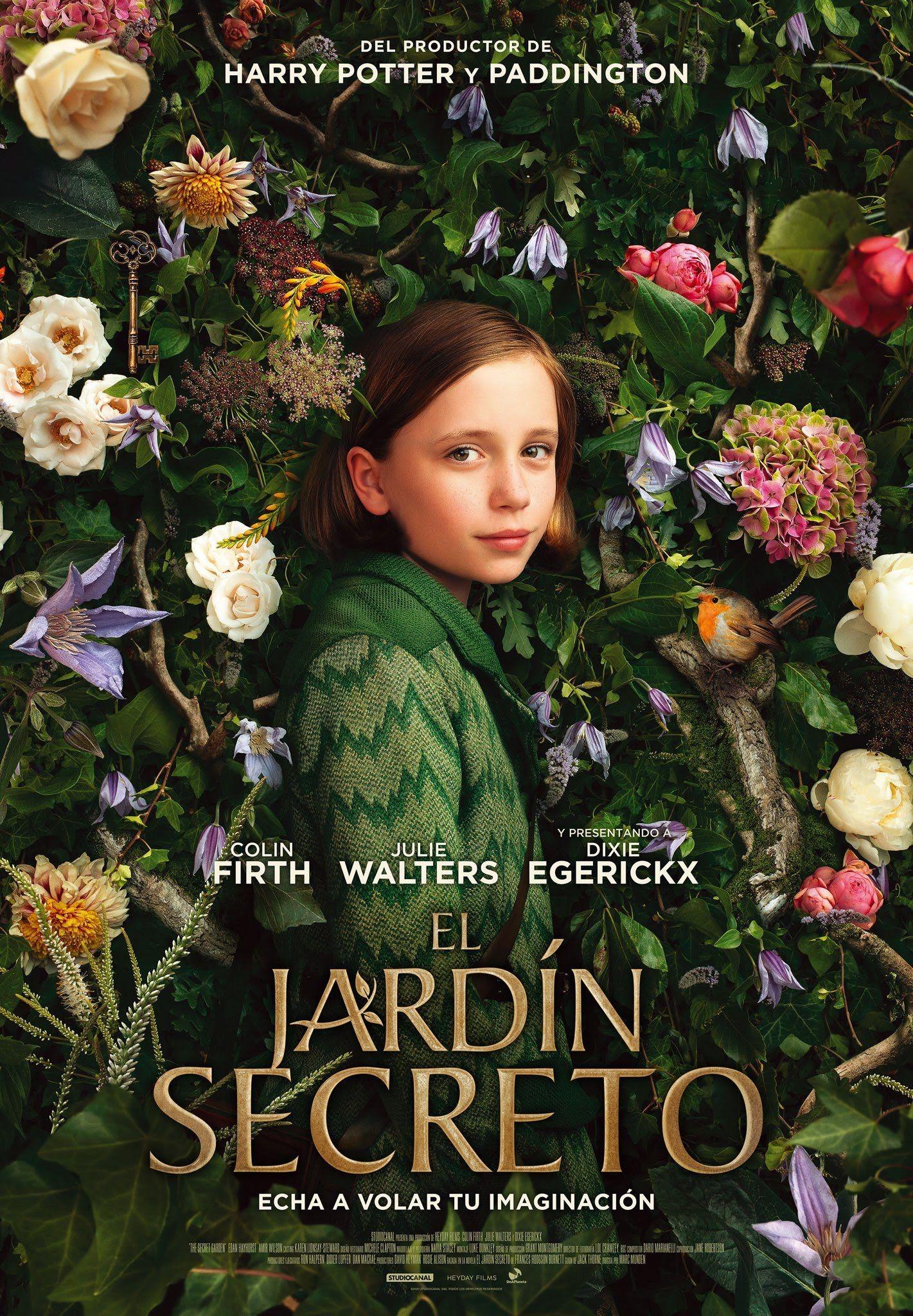 El jardín secreto en 2020 Jardines secretos, El jardin