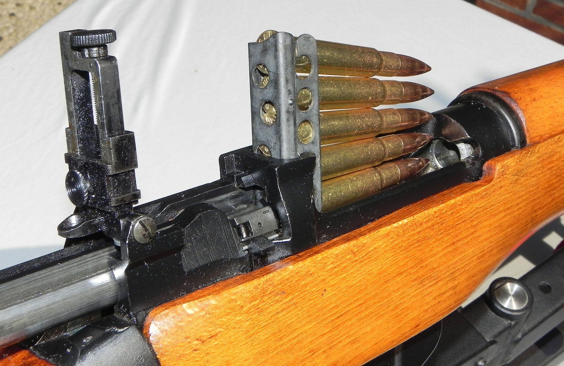 Lee-Enfield No.4 MkI .303 Brit...