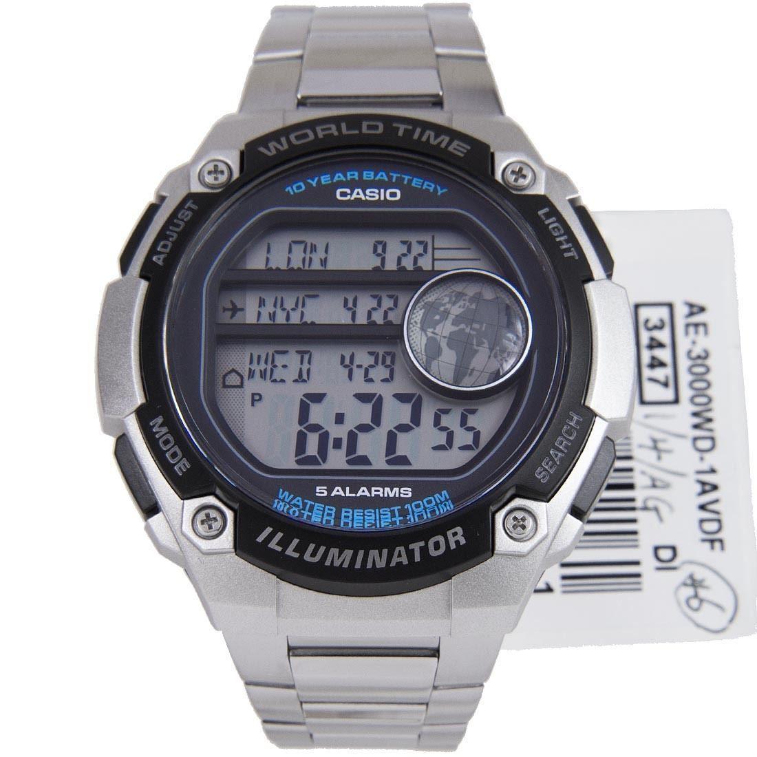 AE3000WD1AVDF AE3000WD1A Casio Mens Watch Casio