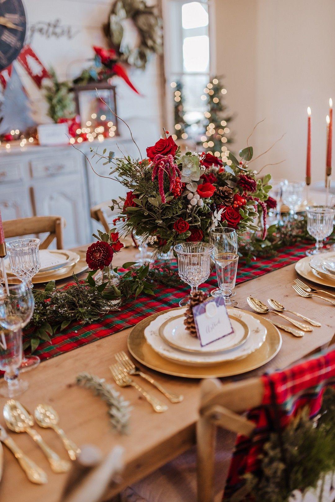 A Hallmark Worthy Christmas Wedding Strictly Weddings Christmas Wedding Hallmark Christmas Christmas China