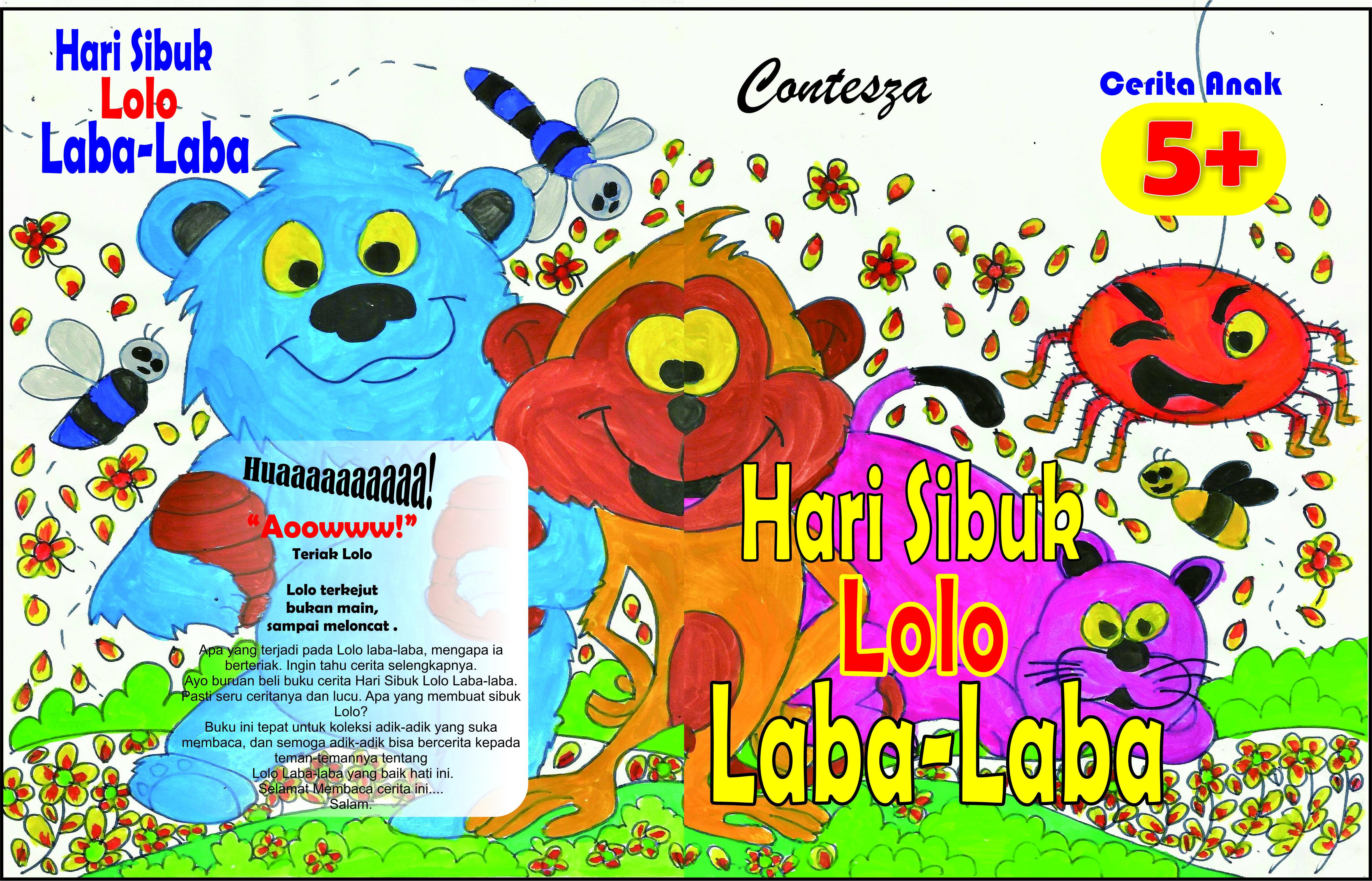 Pin Oleh Tesza Di Children Books Lucu Buku Anak