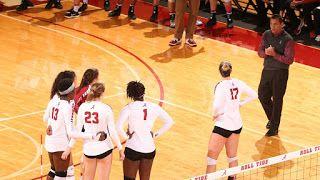 High Tide Alabama Volleyball Falls To Kentucky Alabama Volleyball Alabama Crimson Tide