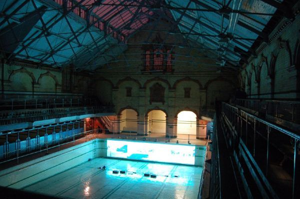Britain 39 s 10 most beautiful abandoned swimming pools - Swimming pool manchester city centre ...