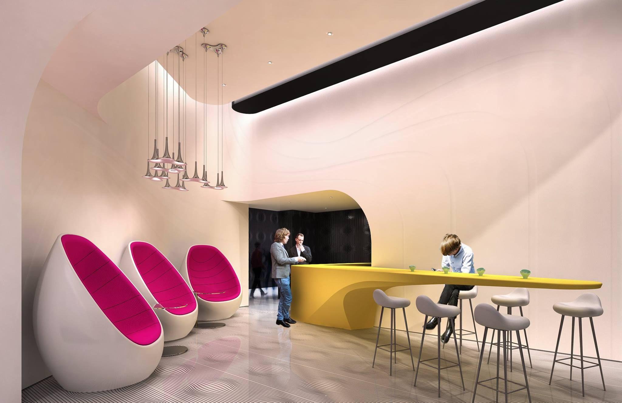 karim rashid interior design-ის სურათის შედეგი