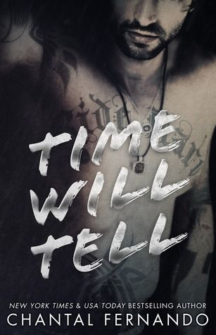 Cover Reveal Time Will Tell Maybe 3 By Chantal Fernando On Sale