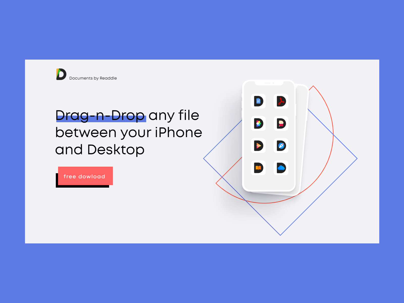 Frame 10 Png Iphone Landing Page Dowload