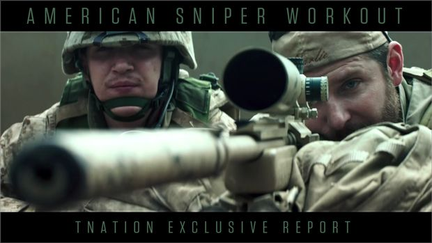 9a40a5117d5b4f2802270e8992d2607e american sniper workout how bradley cooper transformed into chris
