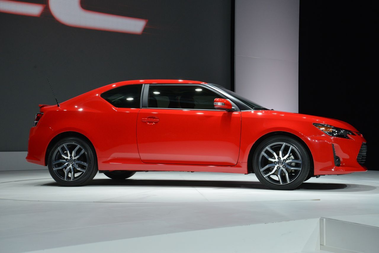 2014 Scion Tc New York 2013 Photo Gallery 2014 Evs And Other Cars