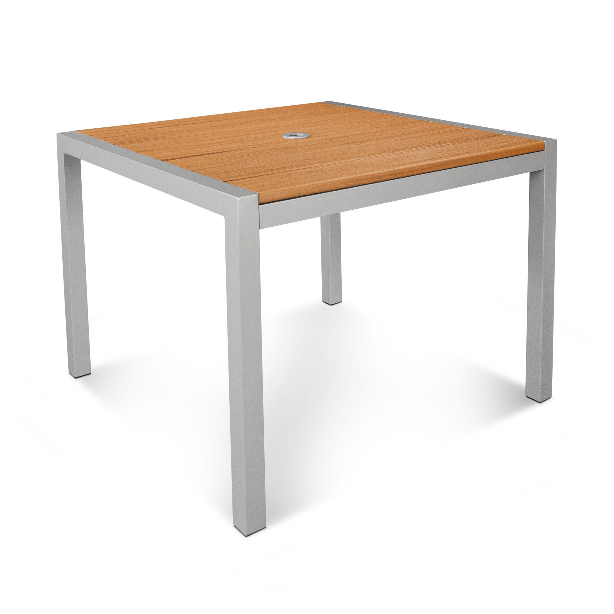 Parsons Plastic Resin Dining Table Products Dining Table