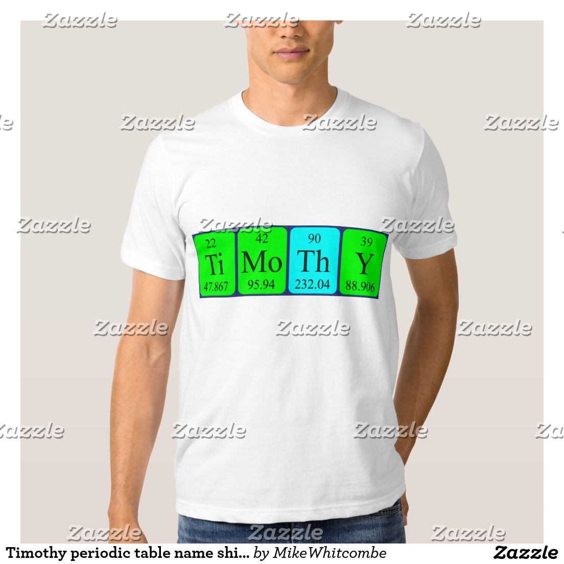 Timothy periodic table name shirt september 2016 purchases form my timothy periodic table name shirt urtaz Image collections