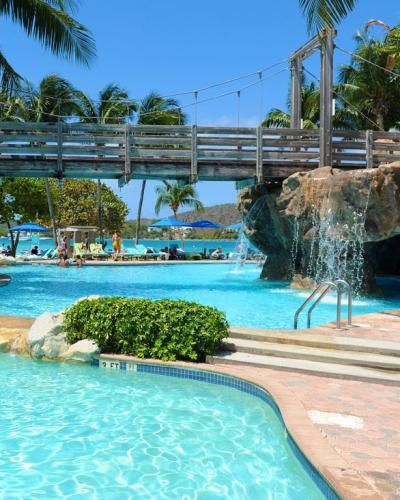 Best all inclusive resorts in the usa virgin islands for Best spa retreats in usa