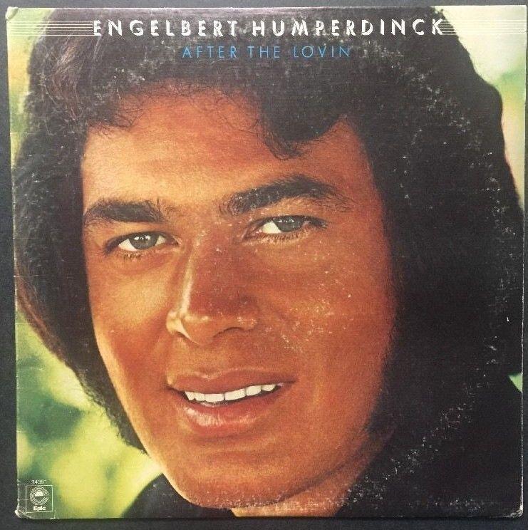 Engelbert Humperdinck Vinyl Lp After The Lovin Vinyl Vinyl Cover Good Times