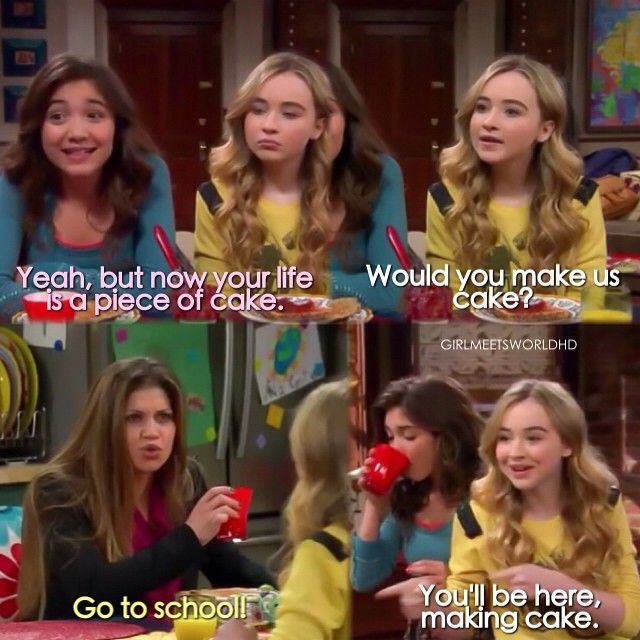 """Badri Movie Images With Quotes: #GirlMeetsWorld 1x12 """"Girl Meets The Forgotten"""""""