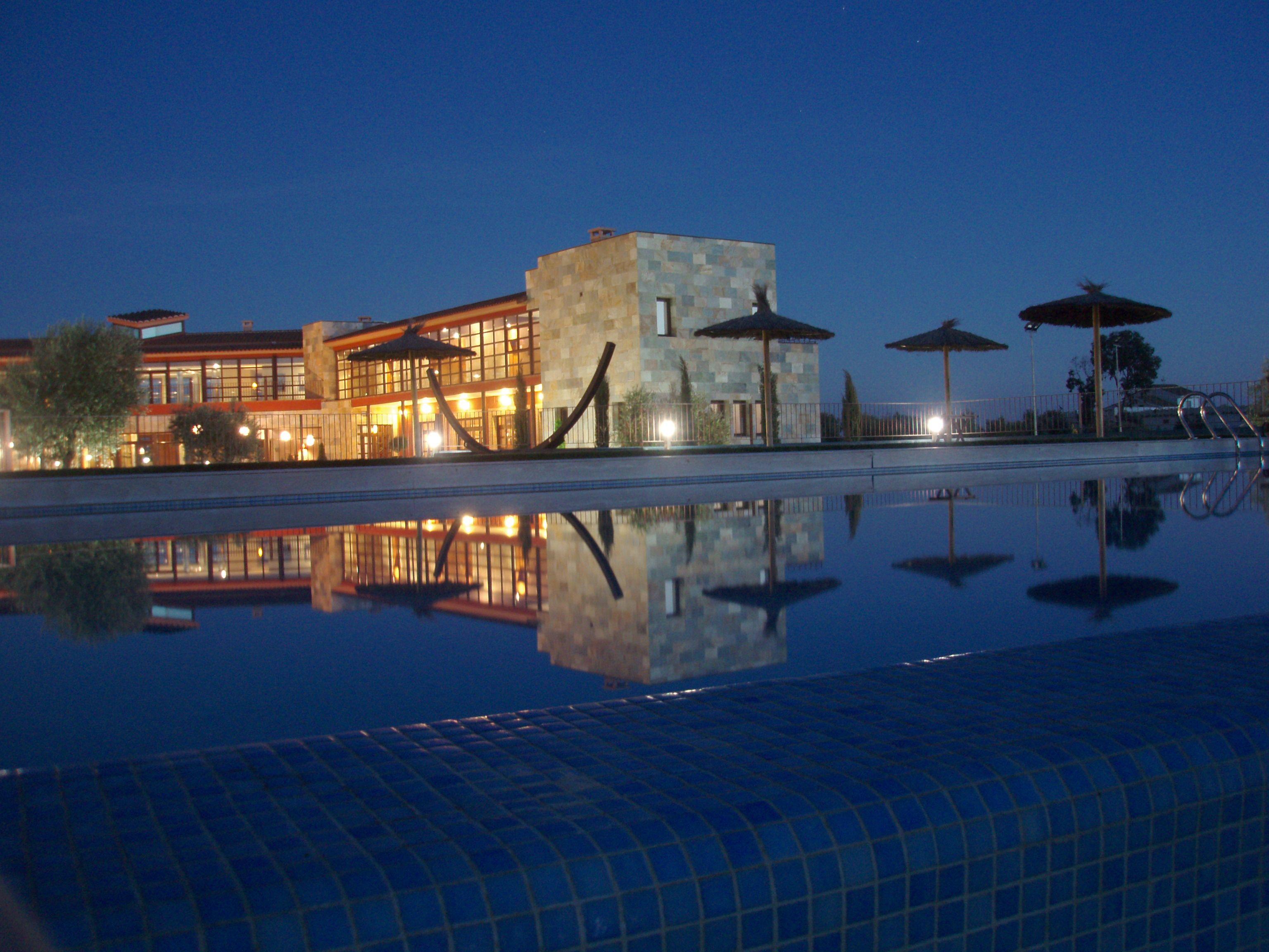 Villa Nazules Hotel Hípica Spa Toledo Spain España Www Villanazules