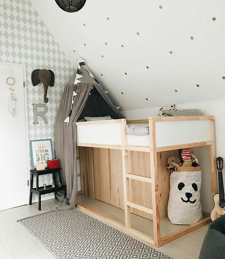 pin von esther fornos auf per decorar nensnenes pinterest kinderzimmer kinderzimmer. Black Bedroom Furniture Sets. Home Design Ideas