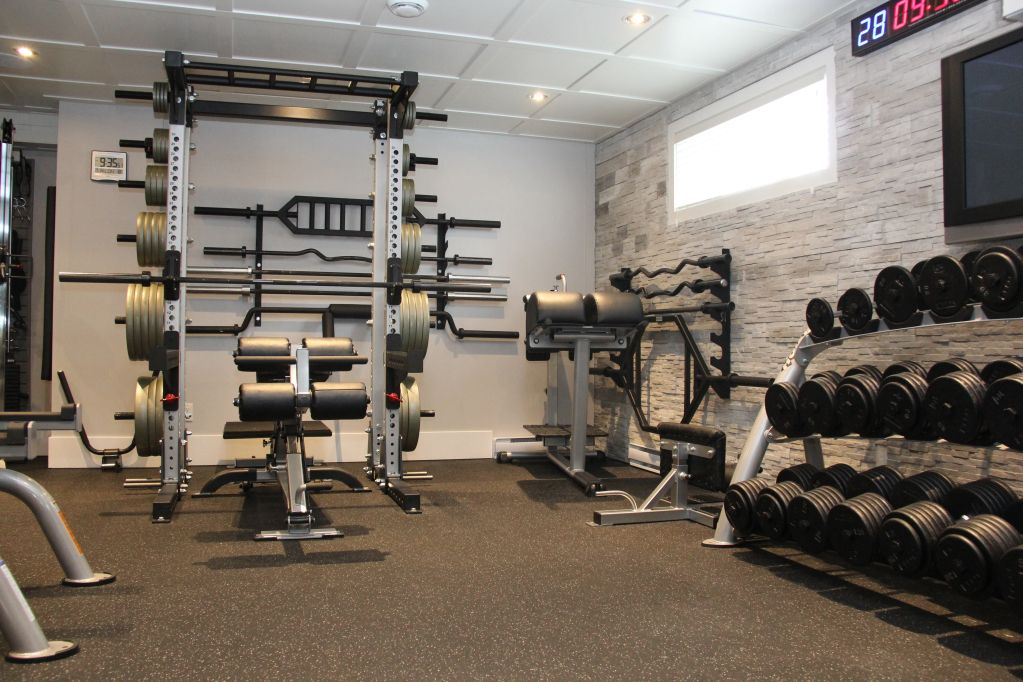 My own home gym evolution page bodybuilding forums