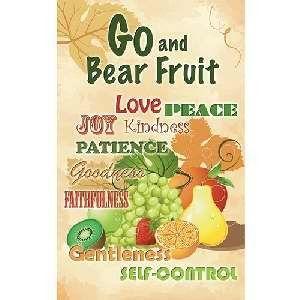 Banner-Fruit/Spirit (2' x 3') (Indoor)