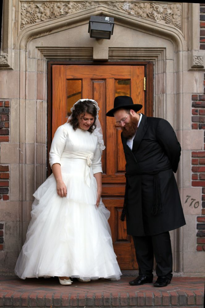 """Fidelity starts with the concept of exclusivity.  The Jewish wedding emphasizes this with the """"Yichud Room,"""" a few minutes of privacy for the bride and groom that separates the marriage ceremony from the celebration that follows."""