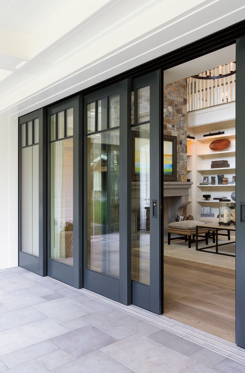 10 Cool Ideas To Increase Your Patio This Summer Interior Sliding Glass Doors Interior Barn Doors Slider Door